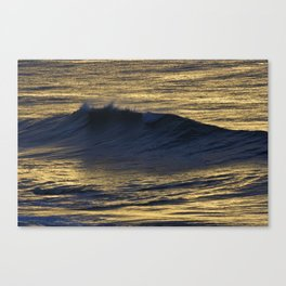 Waves III Canvas Print