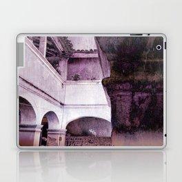 inception violet Laptop & iPad Skin