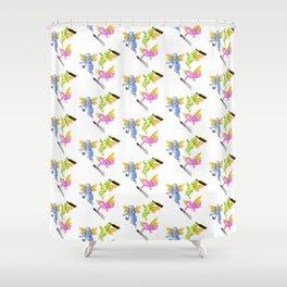 Putti Assistant Bundle Shower Curtain
