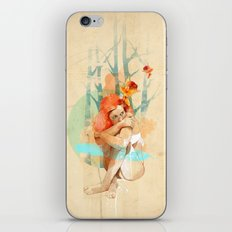 Lonely iPhone & iPod Skin