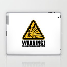 Obvious Explosion Hazard Laptop & iPad Skin