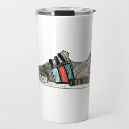 Shoe Sketch 02 Travel Mug