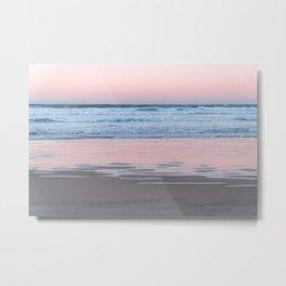 Sunrise Burner Metal Print
