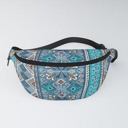 Grand Bazaar - Blue Fanny Pack