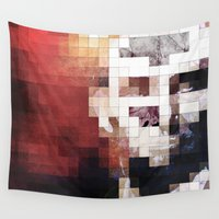 lincoln Wall Tapestries featuring President Abraham Lincoln by politics