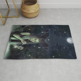 The Moon Witch Rug