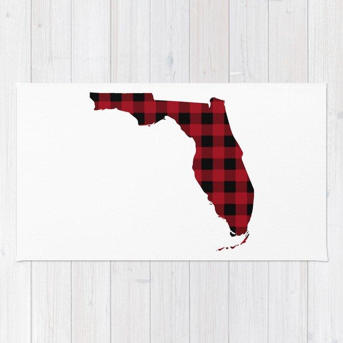Florida - Buffalo Plaid Rug
