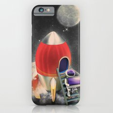 Rocketship Goes By Slim Case iPhone 6s