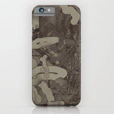 Sidewinder (A Message) Slim Case iPhone 6s