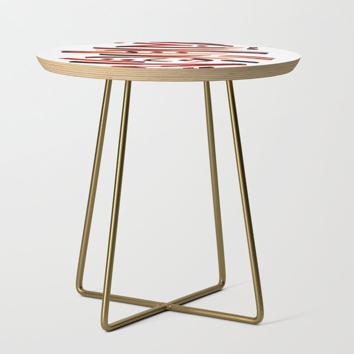 Abstract_Calligraphy_Side_Table_by_moojanazar__Gold__Round