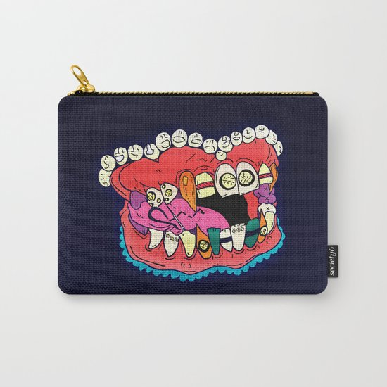 Blingteeth Carry-All Pouch