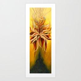 In Light of Suspension Art Print