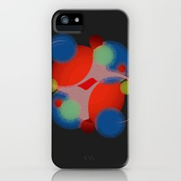 Law of Attraction iPhone Case