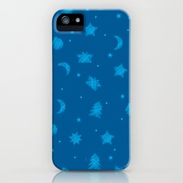 AFE Festive Pattern iPhone Case