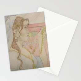 Leela and Majnu Stationery Cards