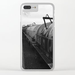 love for you Clear iPhone Case