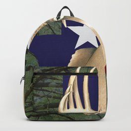 Shootat- Texas Buck Backpack