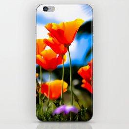 flowergang iPhone Skin