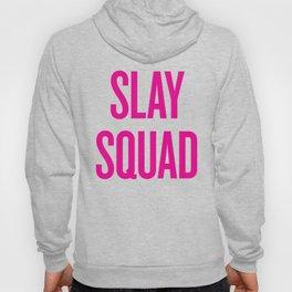 Slay Squad - Wedding Bridesmaid Bachelorette Party Design Hoody