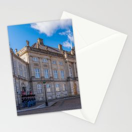 Changing the guard in Copenaghen Stationery Cards