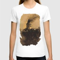 istanbul T-shirts featuring istanbul  by Atalay Mansuroğlu