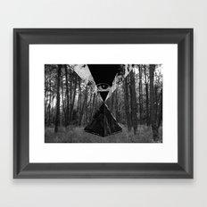 From the Eye Framed Art Print