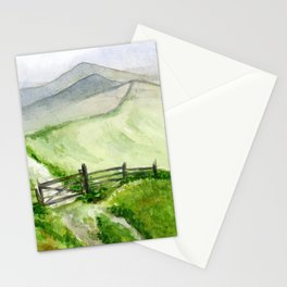 Peak District England Stationery Cards