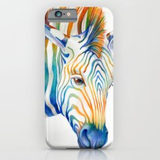 Zebra iPhone 6s Slim Case