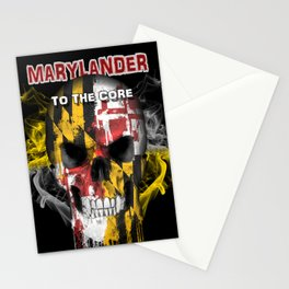 To The Core Collection: Maryland Stationery Cards