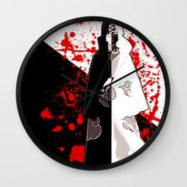 itachi uchiha Wall Clock