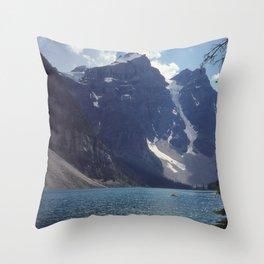 Raid Canada: Moraine Lake Throw Pillow