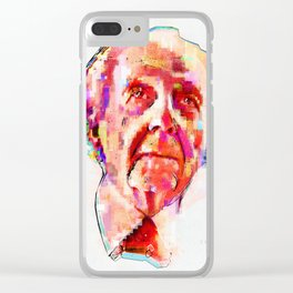 Frank Lloyd Wright Clear iPhone Case