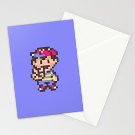 Ness (Peace) - Earthbound / Mother 2 Stationery Cards