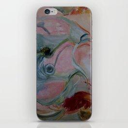 something inside the moth iPhone Skin