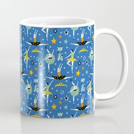 Circus Dancers Coffee Mug