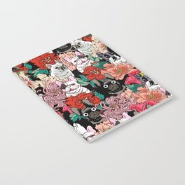 Because French Bulldogs Notebook