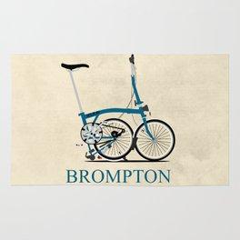 Brompton Bike Rug