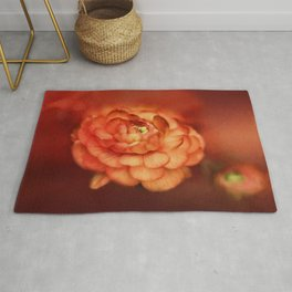 Flower on Fire Rug