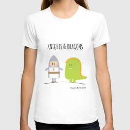 Knights & Dragons T-shirt
