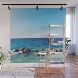 Allons À La Mer Wall Mural