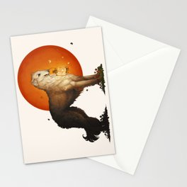 The Lantern Bearer Stationery Cards