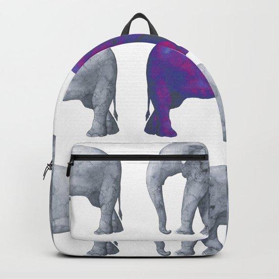 Elephants II by lavieclaire