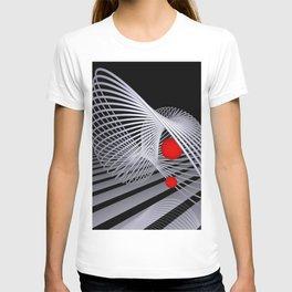 loops and balls -3- T-shirt