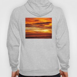 Another Beautiful Costa Rica Sunset Hoody