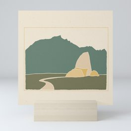 Lone Pine Mini Art Print