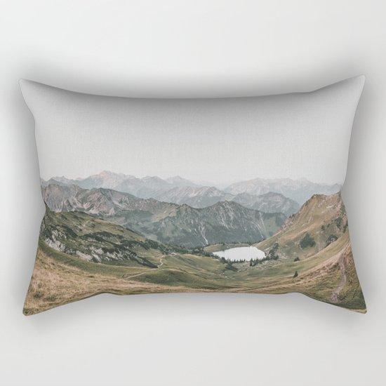Gentle - landscape photography Rectangular Pillow