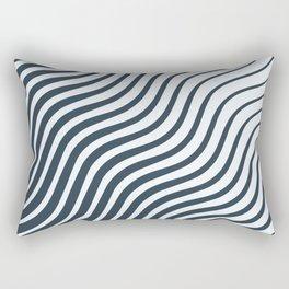 Waves - Lines Rectangular Pillow