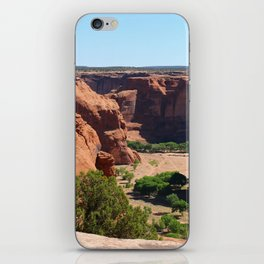 The Beauty of Canyon de Chelly iPhone Skin