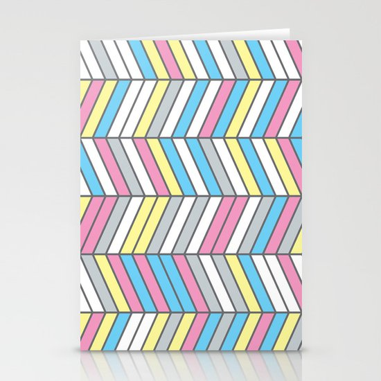 Four Colour Process Stationery Cards
