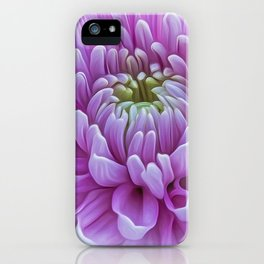 Dahlia's Charm iPhone Case